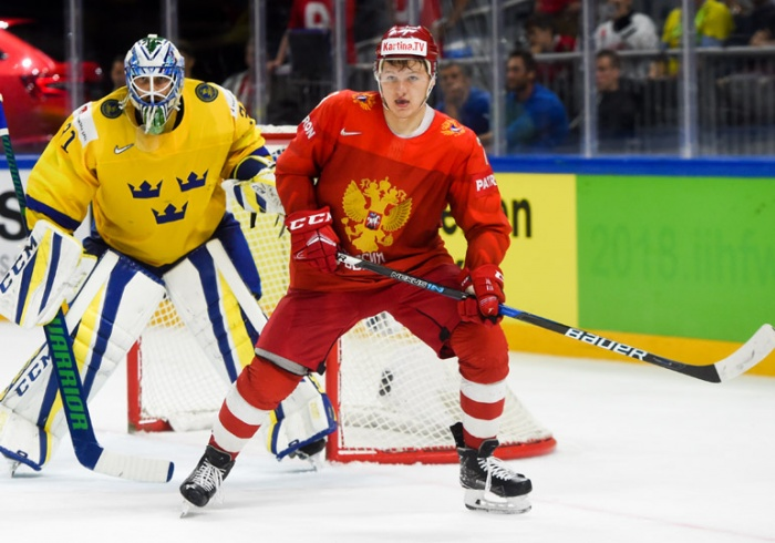 Придётся играть с канадцами: Россия проиграла Швеции на ЧМ по хоккею