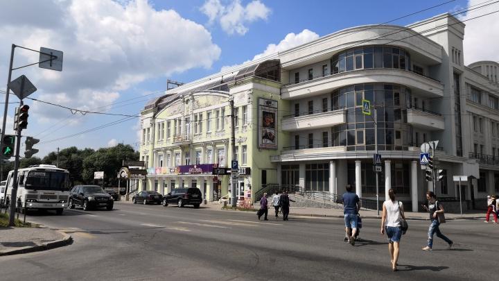 Третья четырехзвёздочная гостиница в Омске разместится неподалёку от музтеатра