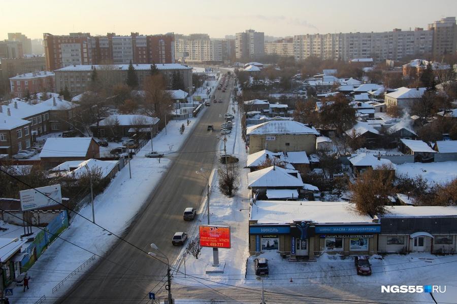 По словам специалиста в Омске уже началась зима