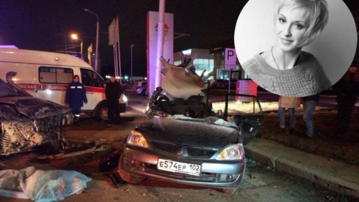 По факту уфимского ДТП в Сипайлово возбудили уголовное дело