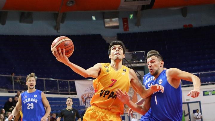 Сенсации не произошло: баскетбольный «Урал» проиграл лидеру чемпионата