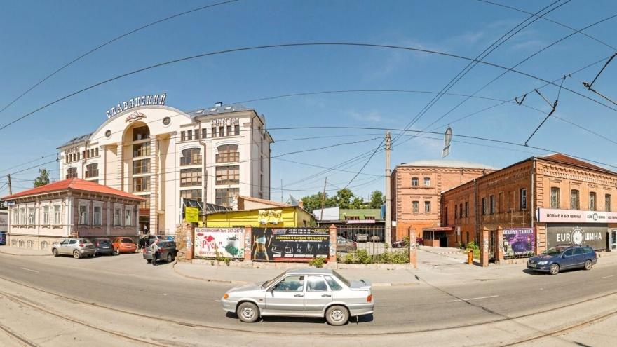 Перекрёсток в центре Челябинска перекроют на полтора месяца из-за подвода сетей к новостройке