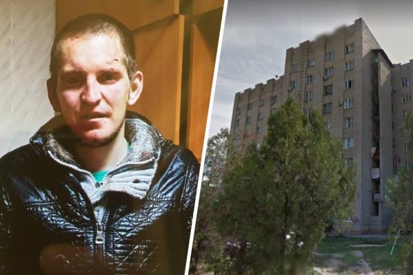 30-летнего азовчанина подозревают в том, что он порезал женщину в подъезде дома