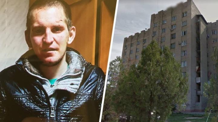В Азове разыскивается мужчина, порезавший 40-летнюю женщину