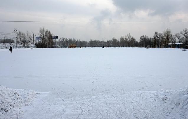 Житель Красноярска требует с администрации Татышева 50 тысяч за сломанный нос на катке