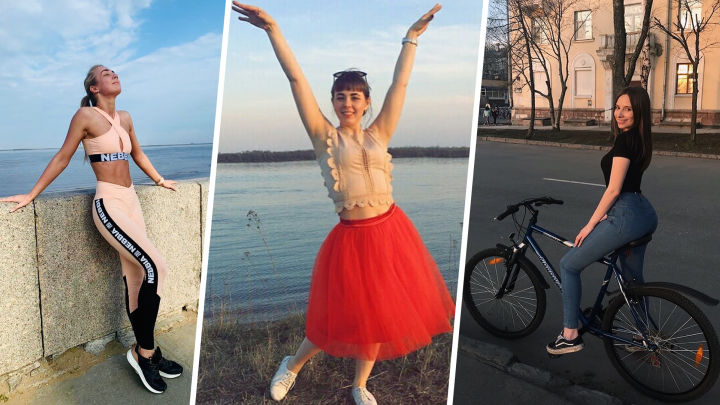 «Кайфовые выходные»: архангелогородцы радуются в своих инстаграмах жаре в родном городе