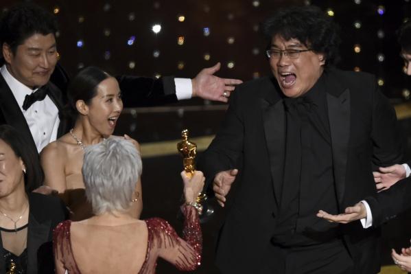 Пон Джун-хо — рекордсмен «Оскара» этого года