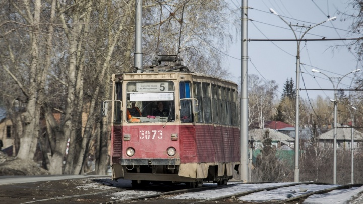 Пошёл против системы: отменённый трамвай продолжает ездить по городу