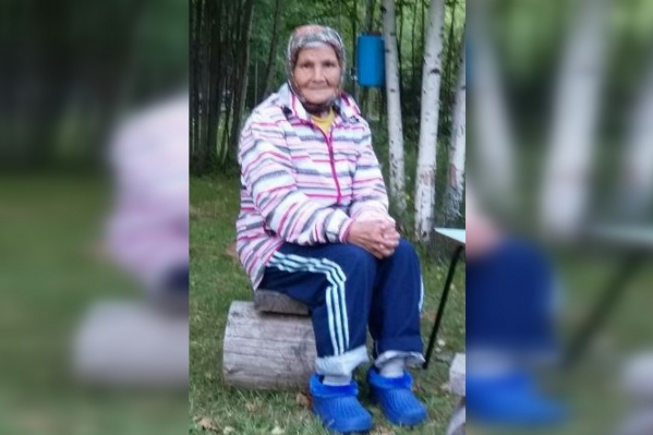 Канифа Саматовна ушла с дачи в Чусовском районе 26 июля