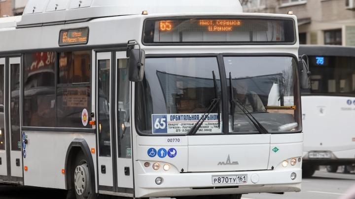 Восемь новых белорусских автобусов выйдут на маршруты в Ростове