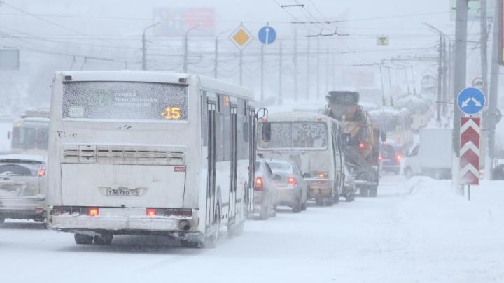 «Город в неидеальном состоянии»: власти Челябинска отчитались о планах по уборке снега