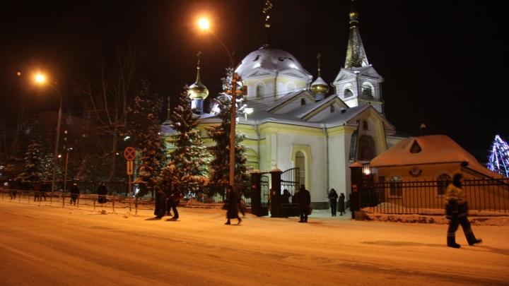 Улицу в центре Новосибирска перекроют ради Рождества