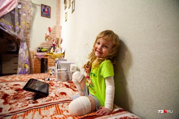Сколько в России таких, как Рита, детей — неизвестно. Считается, что с буллезным эпидермолизом рождается один ребенок на сто тысяч человек