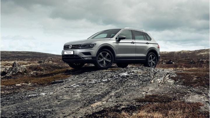 Volkswagen Tiguan в Красноярске стал доступнее