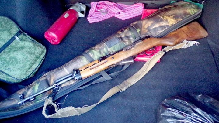 В Кургане Росгвардия нашла 63 нарушения у владельцев оружия