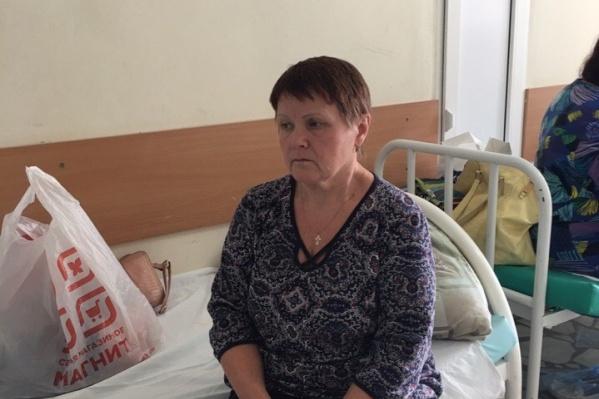 Мама Юлианы до сих пор находится в больнице