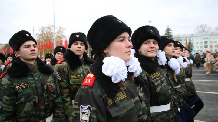 «Это гордость!»: в Самаре прошел парад Памяти