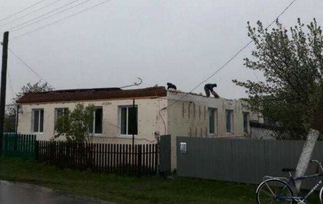 Шквалистый ветер, ливень, град и гроза: жителей Башкирии просят посидеть дома