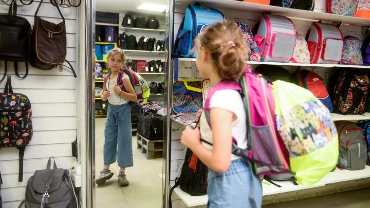 Сложнее, чем кажется: как правильно выбрать школьный рюкзак и не навредить ребенку