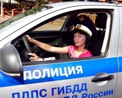 Детей из социальных приютов познакомили с правилами дорожного движения