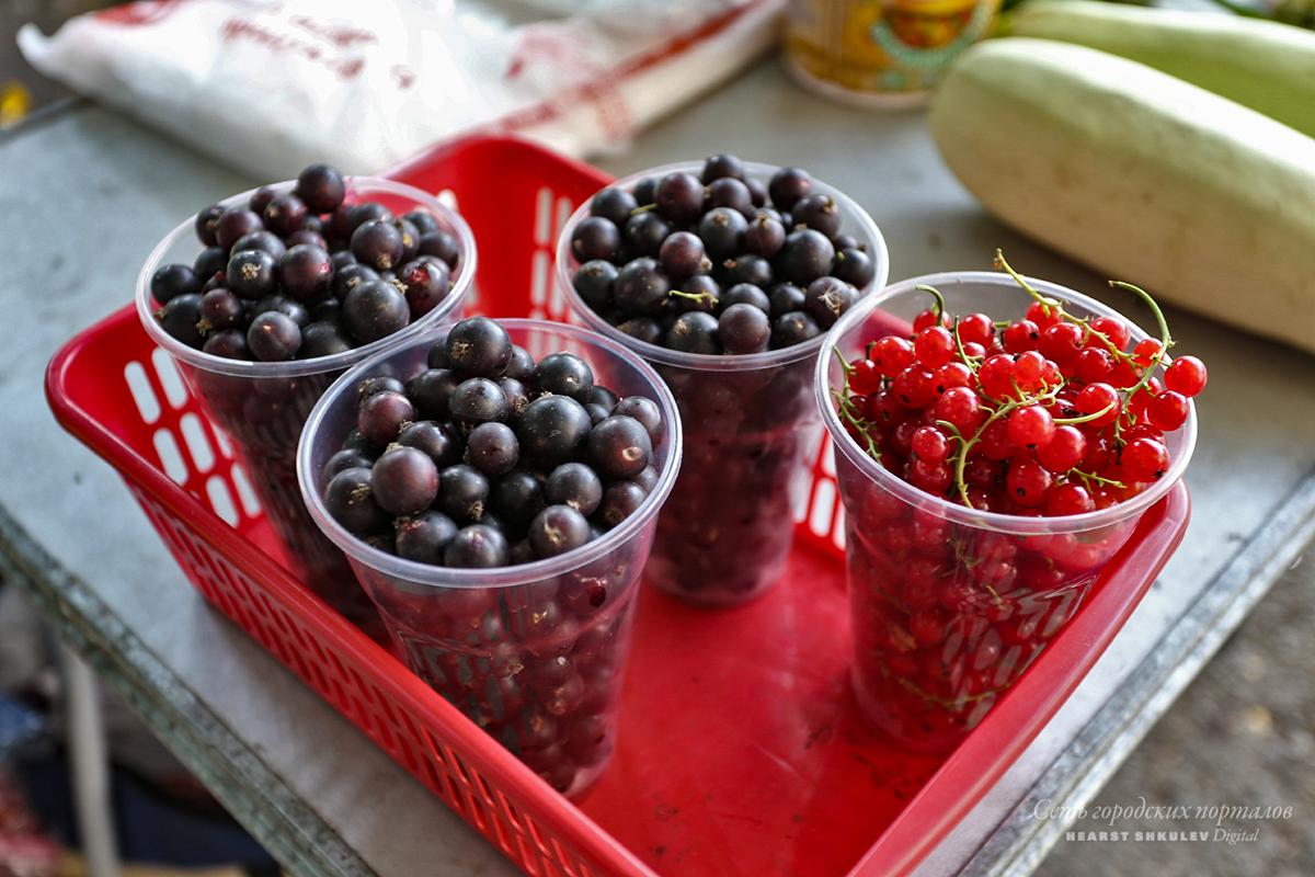 Из ягод можно сделать не только варенье, но и суп