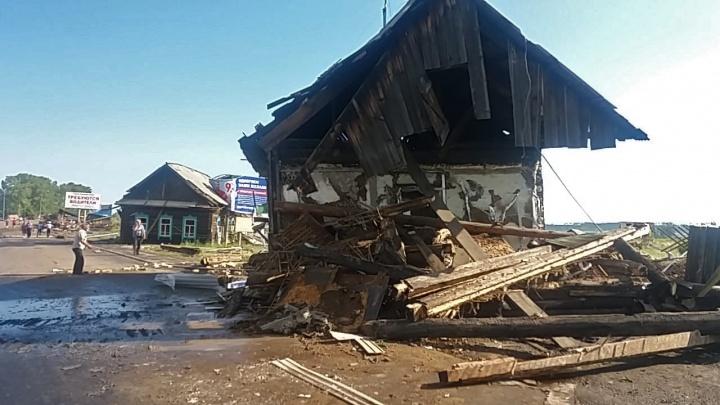 Новосибирцы за один день собрали 200 килограммов вещей для жителей Иркутской области
