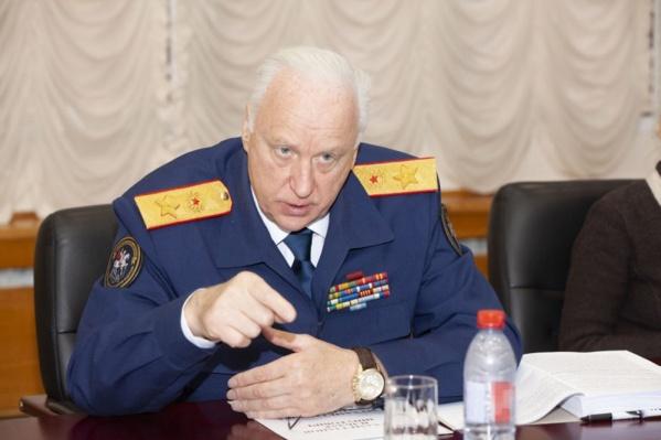 Александр Бастрыкин проверит работу своих самарских коллег