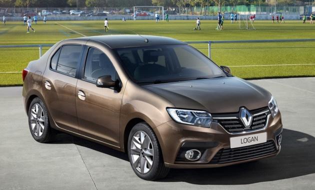 Новый Renault Logan: теперь не такси