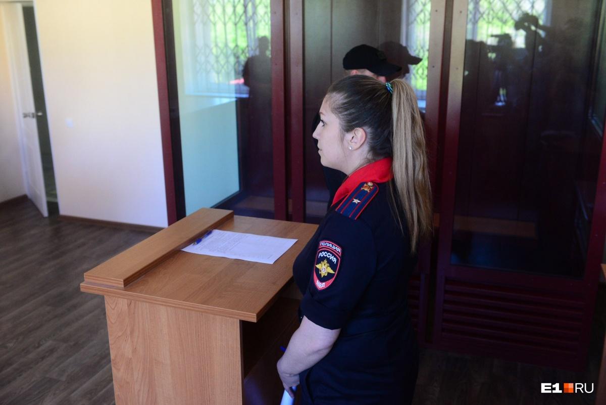 Полиция считает вину Анны Балтиной в организации протестов доказанной