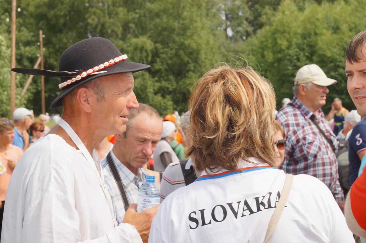 На Урал приехала делегация из Словакии