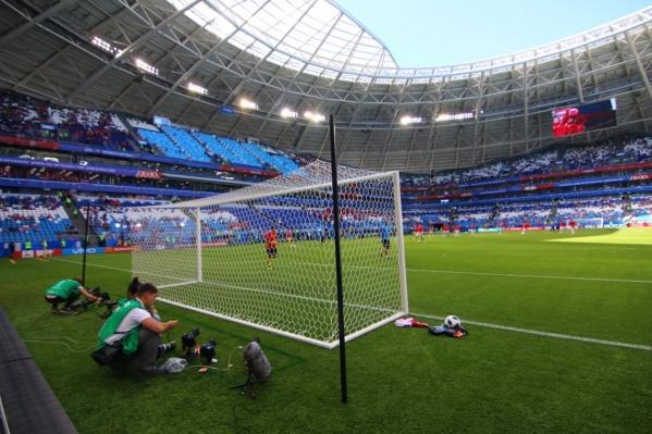 Вход на «Самара Арену» откроют за два часа до начала матча
