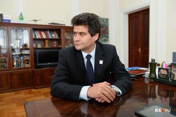 Александр Высокинский считает, что территорию на месте снесенной телебашни нужно убрать из списка
