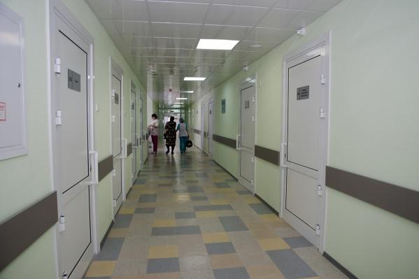 Центральная клиническая больница в Академгородке теперь принадлежит Новосибирской области