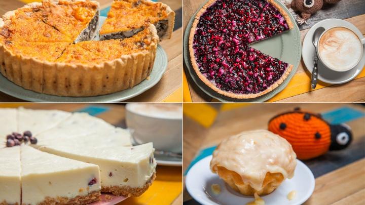 Пирожковое настроение: новая выпечка по рецептам фестиваля IKRA появилась в кафе «Мамин сибиряк»