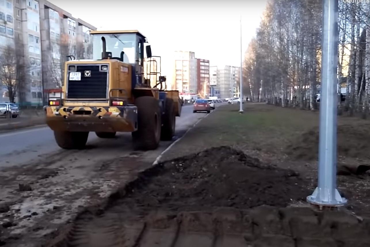 Вопрос со строительством дороги во дворе по-прежнему не решен
