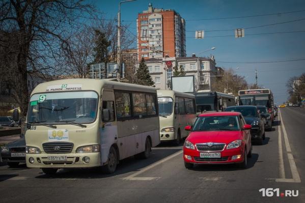 Ростовские власти хотят сделать ставку на большие автобусы
