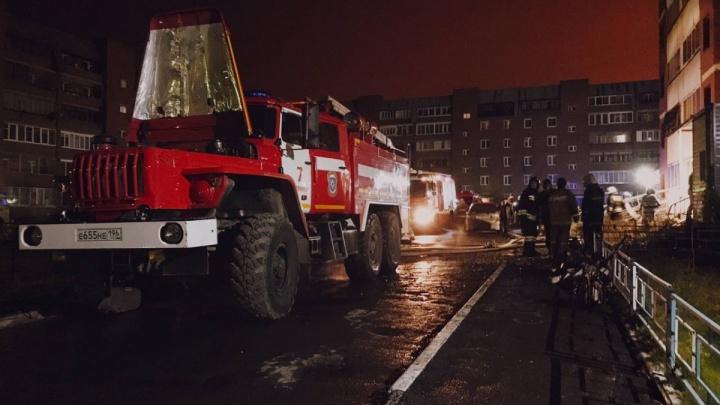 ТСЖ дома на Сортировке, где случился пожар, уже штрафовали за нарушение правил пожарной безопасности