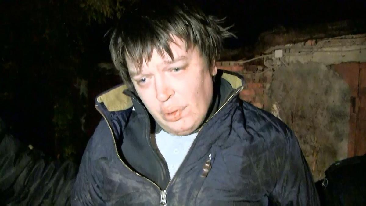 Фото одного из подозреваемых