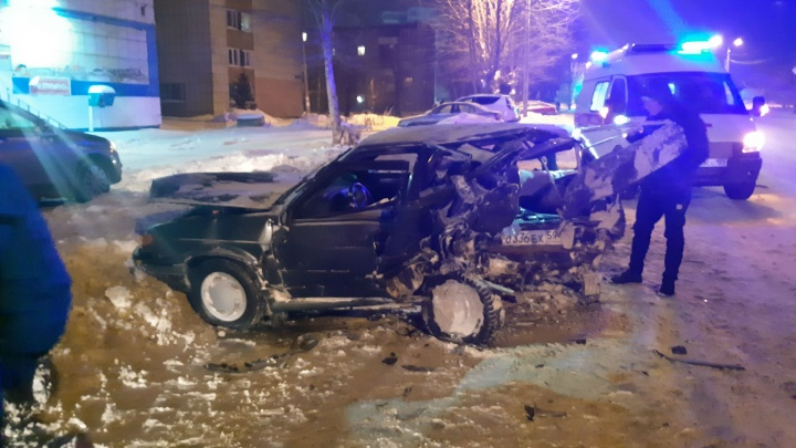 «Был пьян в стельку»: из-за пьяного водителя в Перми пострадали четыре человека