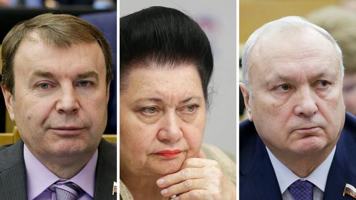 Смотрим, кто из депутатов от Красноярского края проголосовал за «суверенный» интернет