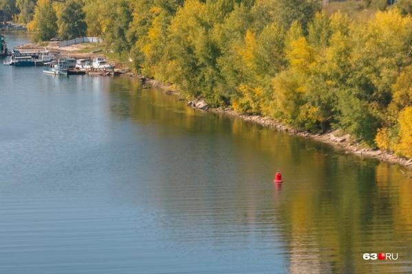 Ущерб водным ресурсам составил 54 тысячи рублей