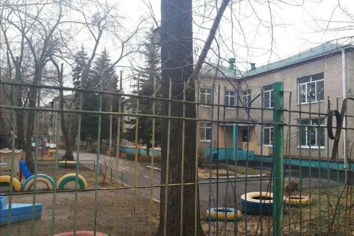 Детский садик стоит закрытым практически весь сентябрь