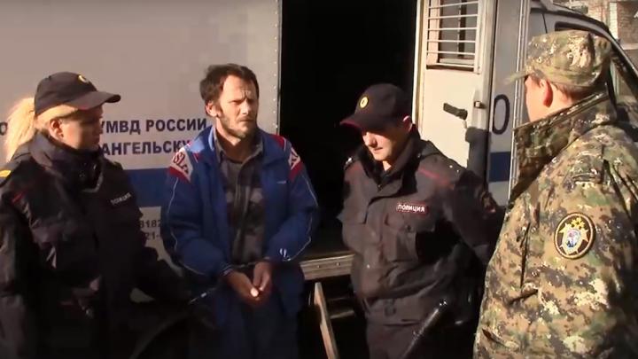 Архангельского каннибала признали виновным в убийстве трёх человек