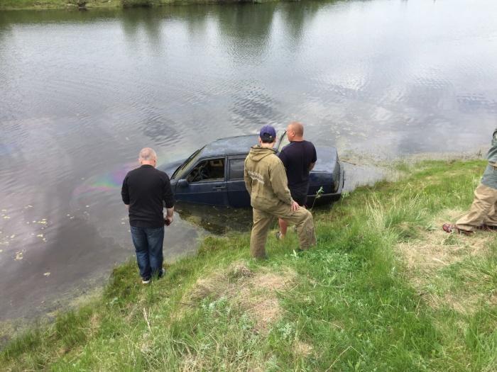 Местные жители рассказывают, что осенью вода из озера Кругленькое сходит