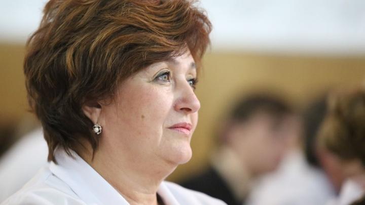 Опытная зам главного врача краевой больницы претендует на звание лучшей в России