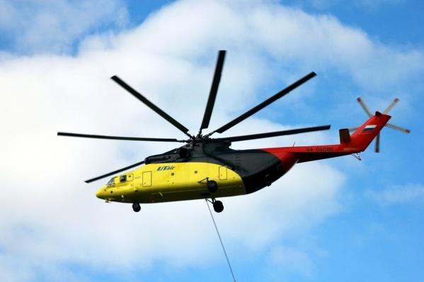 На борту Ми-8 находились 18 человек, выживших нет