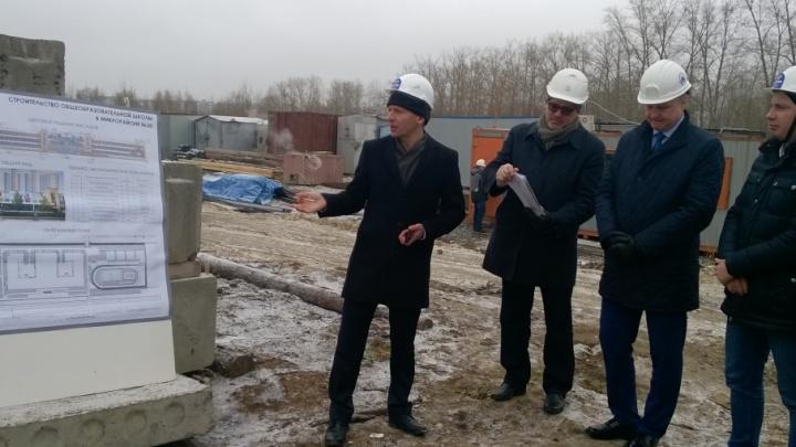 По челябинским проектам будут строить школы в разных городах России