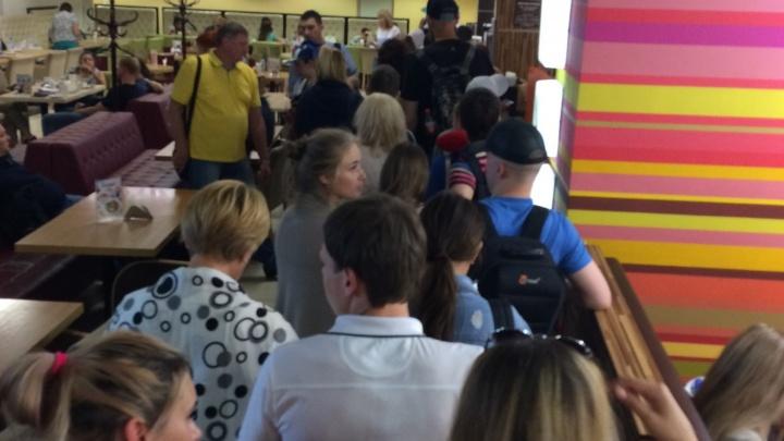 В Екатеринбурге на пять часов задержали рейс в Таиланд