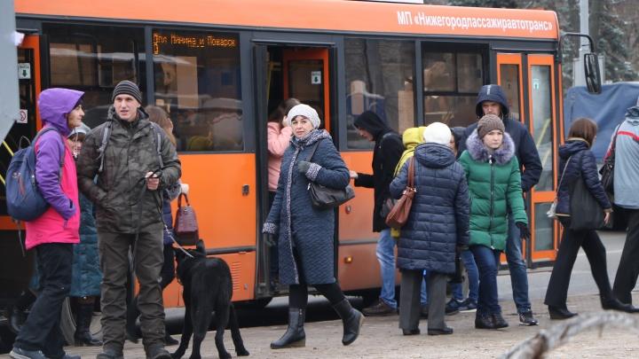 Транспортный ад: уже завтра больше десятка нижегородских автобусов и маршруток поедут по-новому
