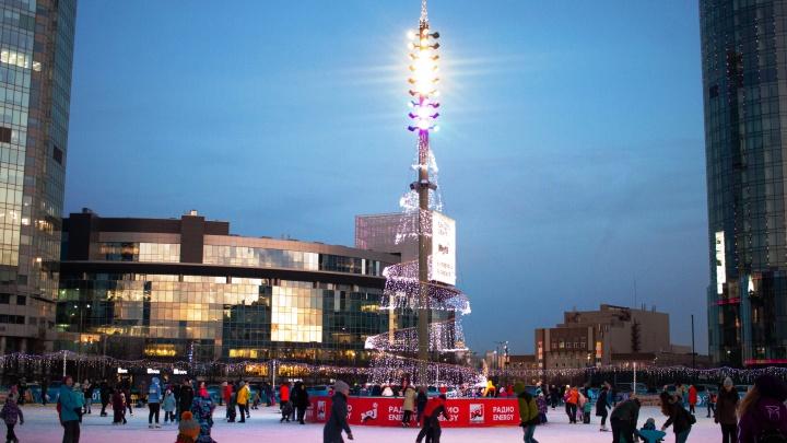 «РадиоENERGY-Екатеринбург» пригласило горожан провести субботу энергично